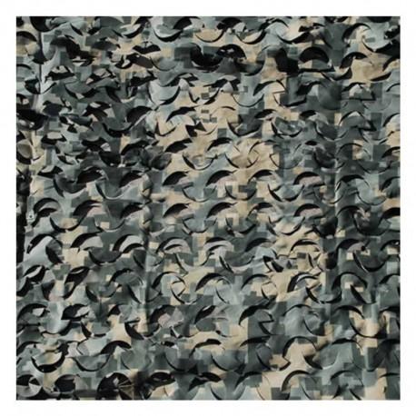 filet de camouflage blanc 6x3 cool filet camouflage vendu au mtre with filet de camouflage. Black Bedroom Furniture Sets. Home Design Ideas