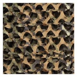 Filet de camouflage Camosystems à la découpe