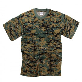 T-shirt RECON 101 Inc (digital camo)