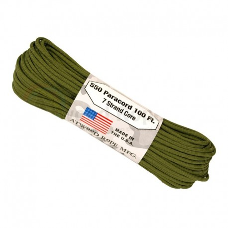 550 Paracord 100 Ft