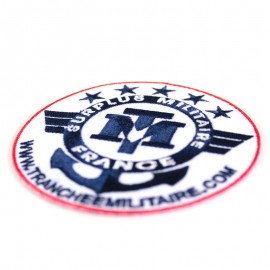 Badge La Tranchée Militaire Limited