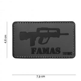 Patch 3D FAMAS