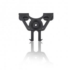 Système d'attache MOLLE pour holster rotatif Cytac