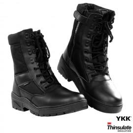 Chaussures Sniper avec Zip YKK