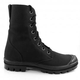 Chaussures de brousse noires type Armée Française