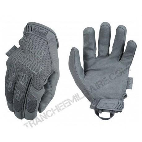Gants de palpation Mechanix Original (wolf grey)