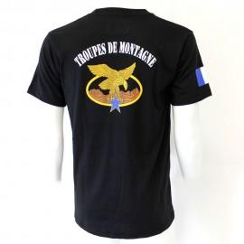 T-shirt Troupes de Montagne (Paratrooper Inc.)