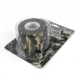 Bande extensible camouflage