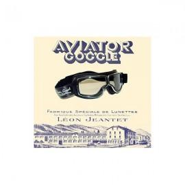 """Lunettes """"Aviator goggle"""" T2 (noir/fumé)"""