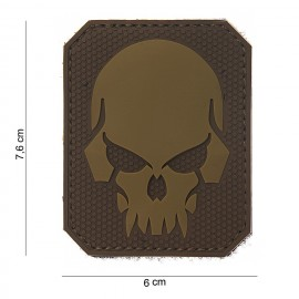 Patch 3D Pirate Skull Emerson